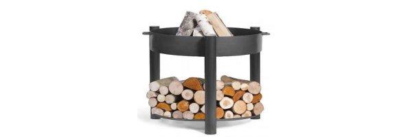 Garden fireplaces & fire bowls