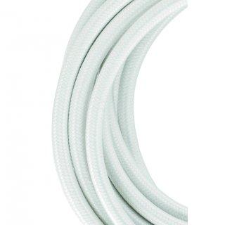 Textilkabel 2C Weiß 50 Meter Bailey