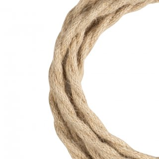 Textile cable 2C Nature Rope 3m Bailey