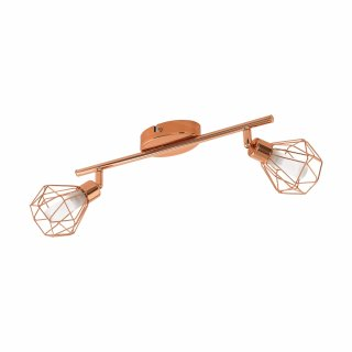 Ceiling spot copper G9-LED