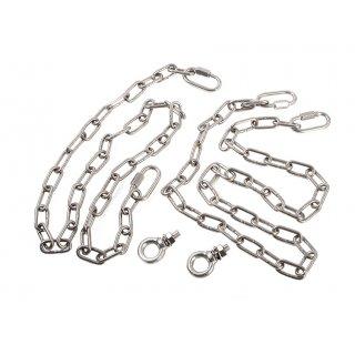 Stainless steel suspension set