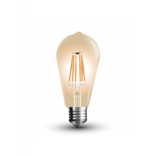 V-TAC LED E27 4W 350Lm warmweiß