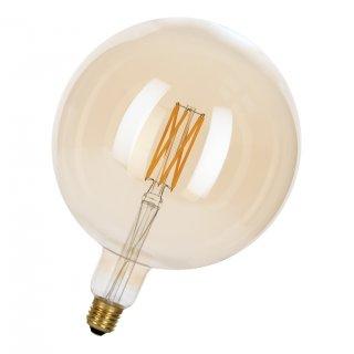 "LED Filament ""Big Billy"" G200 Gold E27 6W"