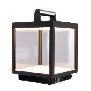 Tischlampe Außenleuchte LED lacertae USB 5V 3000K 460lm