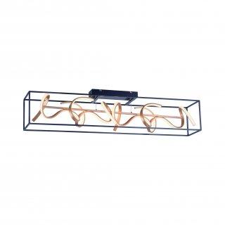 NEUHAUS LED, ceiling light, Selina, black