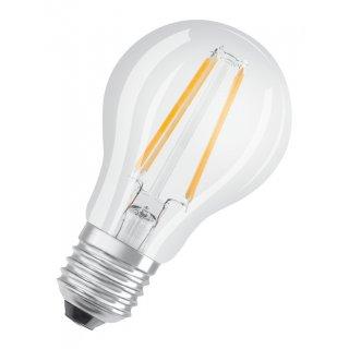 LEDVANCE LED Filament Bulb E27 7W 827 230V dimmable